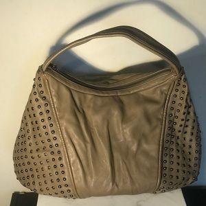 BIG BUDDHA Studded Hobo purse